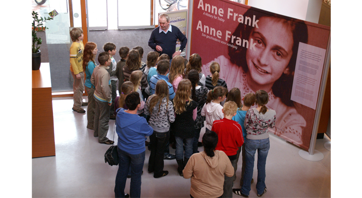 anne frank website main